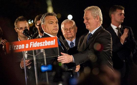 Önkormányzati Választás 2014 - Győzött a Fidesz!